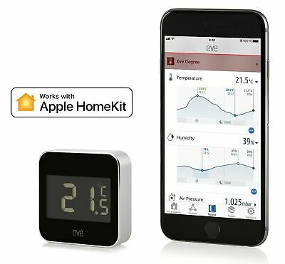 Eve Degree - Connected Weather Station • 51.99£