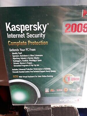 Kapersky Internet Security 2009 • 15£
