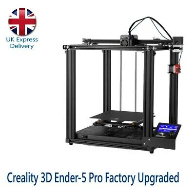 Latest Creality 3D Ender-5 Pro With Factory Upgrades • 309.99£