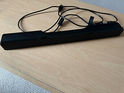 Dell AC511 USB Wired Stereo Sound Bar • 11£