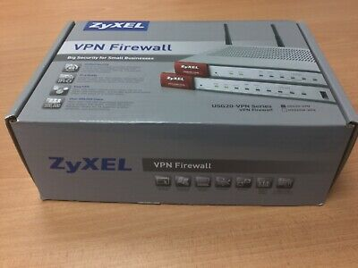 ZyXel USG 20 VPN Router And Firewall • 240£