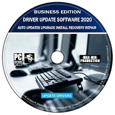 2021 Drivers Auto Installer & Updater For PC Repair Restore Install Any Driver + • 3.99£