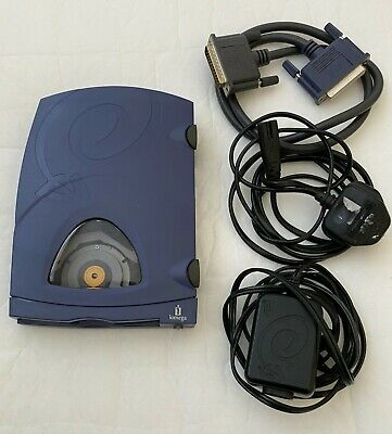 Iomega Zip 250 Drive Parallel Port. (Used - Very Low Use) • 15£