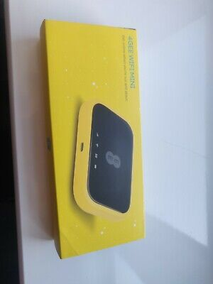 EE 4g WiFi Mini • 8.90£