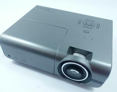 Optoma EH500 1080p DLP Full 3D HDMI Projector 208 Lamp Hrs • 100£