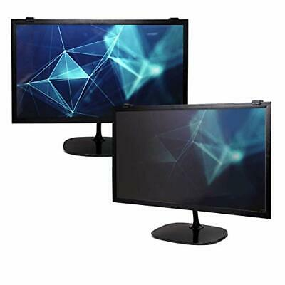 3M PF320W Lightweight Framed Privacy Filter For 20 Inch Monitors - Black • 52£