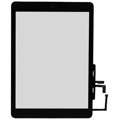 Screen Digitizer For Apple IPad Air Black Replacement Touch Front Glass Panel • 25.20£