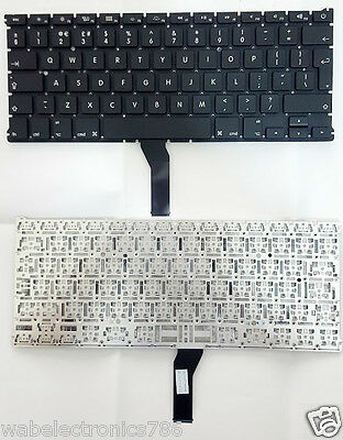 New Apple Macbook Air 13  A1369 A1466 UK LAYOUT ENGLISH Keyboard (2010 - 2017)  • 12.52£