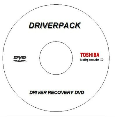 Toshiba Drivers Disc Driver Recovery For Windows 7 8 10 Dvd Pc Laptop • 3.55£