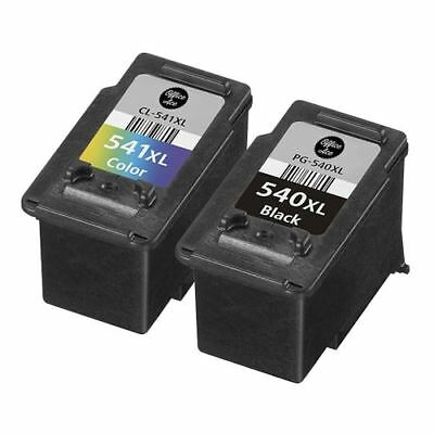 PG-540XL & Cl-541XL Ink Cartridges For Use With Canon PIXMA Printers • 29.95£