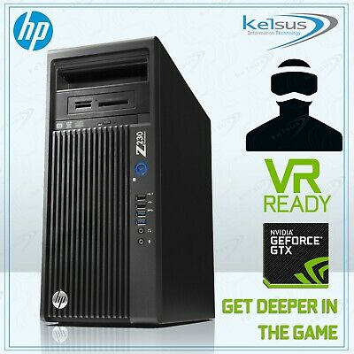 Ultra Fast VR Ready Gaming PC I5 / I7 1TB HDD GTX 1650 1660 RTX 2060 Windows 10 • 716£