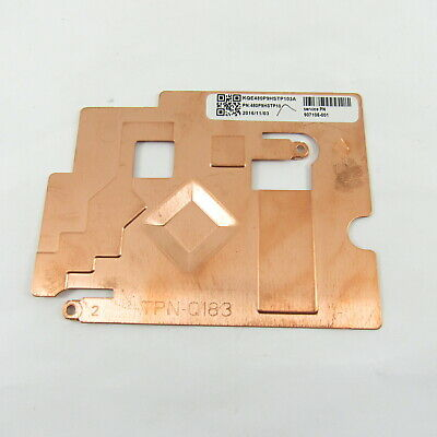 Hp Stream 14-ax Series Laptop Heatsink 907105-001 • 12£