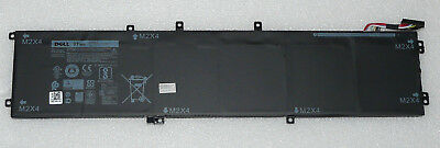 NEW GENUINE DELL XPS 15 9560 PRECISION 15 5520 97Wh BATTERY 6GTPY GPM03 0GPM03 • 99.99£