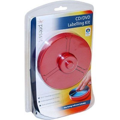 Pressit CD & DVD Superlite Labelling Kit • 9.99£