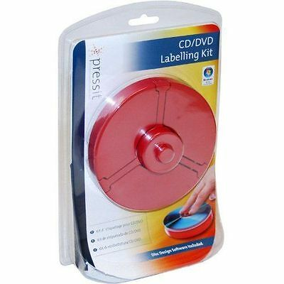 Pressit CD & DVD Superlite Labelling Kit • 6.99£