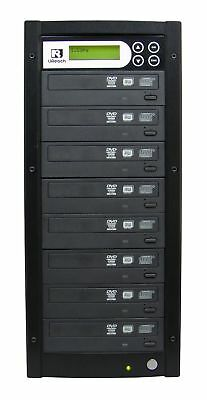 U-Reach 1-7 Target Blu-Ray Copier Duplicator Tower With Latest Drives • 950£