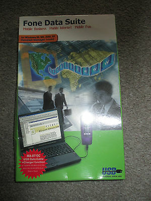 Fone Data Suite Pack, Boxed, New & Factory Sealed • 6.99£