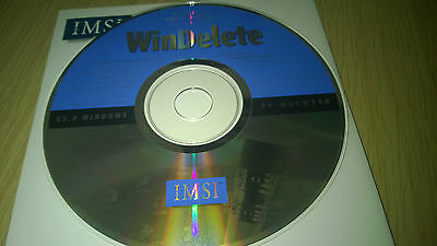 IMSI WinDelete 3.0 For Windows 95 And 3.1 • 2.99£