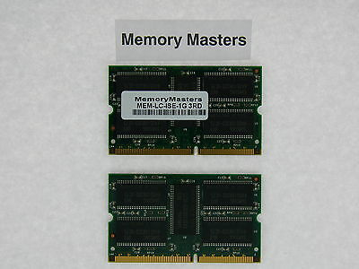 MEM-LC-ISE-1G 1GB Memory For Cisco 12000 Series • 212.05£
