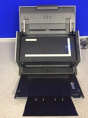 Fujitsu ScanSnap S1500 A4 Sheetfed Document Scanner With Psu - PA03586-B001 • 145.98£