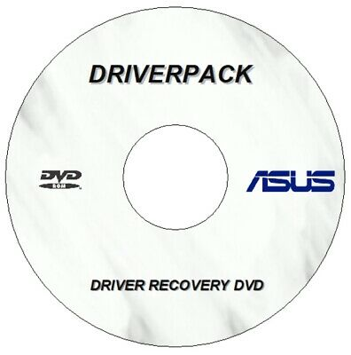 Asus Pc Laptop Drivers Disc Driver Recovery For Windows 7 8 10 Dvd • 3.67£
