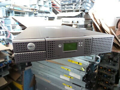 Dell PowerVault TL2000 Tape Library, 1x LTO4 • 649£
