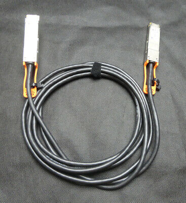 Cisco 37-1317-02 QSFP-H40G-CU3M Direct Attach Cable 40Gb Passive Copper - Used • 19.99£