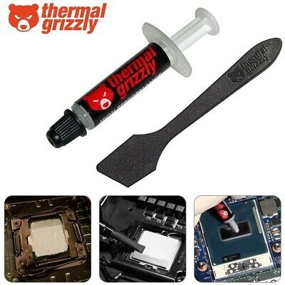 Thermal Grizzly Kryonaut High Performance Thermal Grease Compound Paste 1g • 6.99£