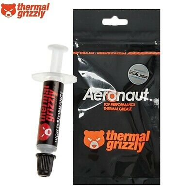 Thermal Grizzly Aeronaut High Performance Heat Sink Thermal Grease Compound 1g • 4.99£