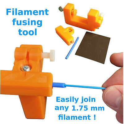 Filament Joiner Splicer Tool PLA ABS PETG 1.75mm Reliable Consistent Joining Kit • 14.99£