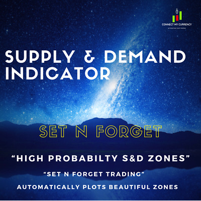 Supply And Demand MT4 Trading System / Strategy Robot UNLIMITED • 29.97£