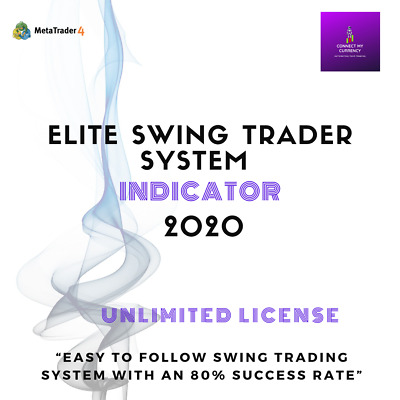 The Elite Swing Trader System 2021 MT4 Trading System / Strategy + UNLIMITED • 29.97£
