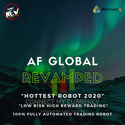 AF-Global Expert V2 2021 Fully Automated MT4 Trading System / Strategy • 9.97£