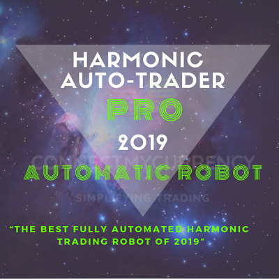 Harmonic Butterfly Autotrader 2020 Fully Automated POWERFUL Trading System • 49.97£