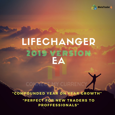 LifeChanger EA Fully Automated Robot Trading System / Strategy Lifetime License • 99.97£