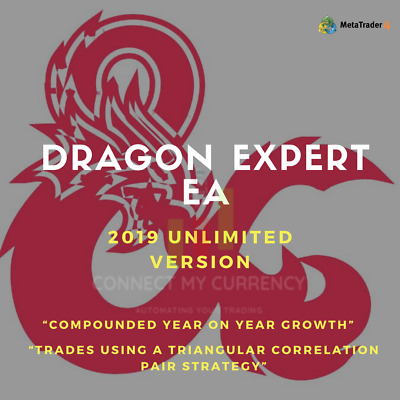 Dragon Expert EA Fully Automated Trading System / Strategy + Lifetime License +  • 49.97£