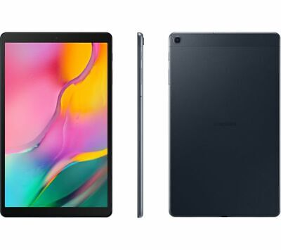 Samsung Galaxy Tab A SM-T510 (2019) Tablet 10.1  32GB WiFi, Android - Black • 159.99£