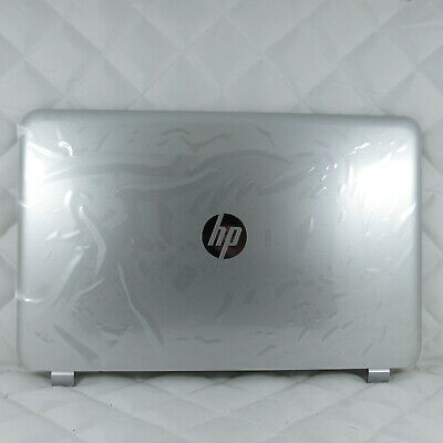 HP Pavilion 15-N Series Laptop LCD Rear Cover Silver 725612-001 • 30£