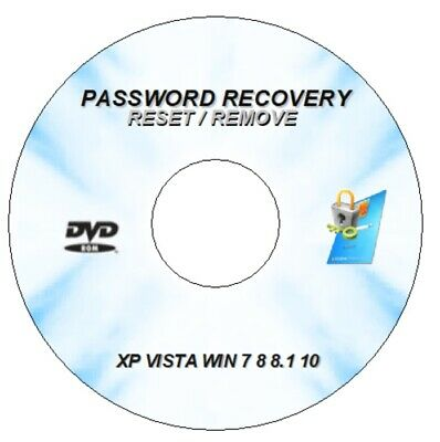 HP COMPAQ  Password Recovery Remove Reset CD / DVD For WINDOWS Systems • 2.75£