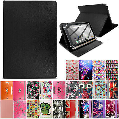 Smart Leather Stand Cover Case For Amazon Kindle Fire 7/HD 8/HD 10 Alexa Tablet • 5.95£