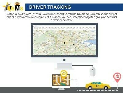 School Run Dispatch Software Transport System + Apps  • 35£