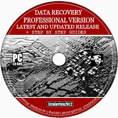 Lost Files Photo Pictures Data Text Images Recovery Restore Undelete Software PC • 2.99£