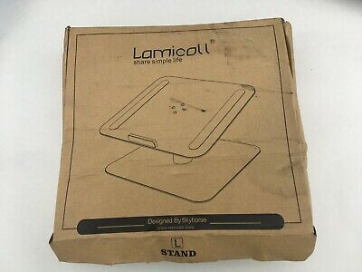 Lamicall Laptop Stand, Notebook Stand Desktop Stand Holder Compatible With Apple • 24.99£
