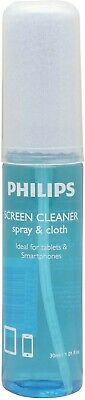 Philips  Screen Cleaner For LCD/Plasma/LED TV's 30ml With Little Cloth Under Cup • 4.99£