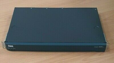 Cisco 2600 XM Series Wired Ethernet Router- Cisco2621 - Free P & P • 35£