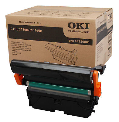 OKI 44250801 Drum Unit - OKI 44250801 Image Drum, 41070205 • 42.24£