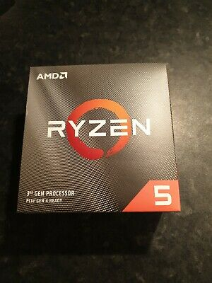 AMD Ryzen 5 3600 - 3.6 GHz Hexa-Core (100100000031BOX) Processor • 136£