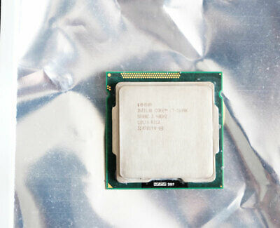 Intel Core I7-2600K 3.4 GHz Quad-Core Processor • 26£