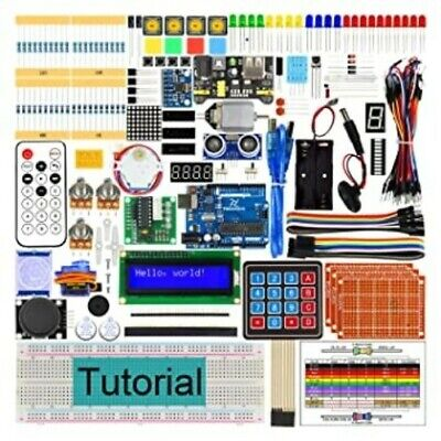 Freenove Ultimate Starter Kit With Control Board For Arduino FNK0017 #AZG • 25.99£