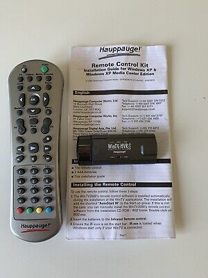WinTV-HVR-900 - Hybrid TV Stick - Digital FreeView Television TV - Hauppauge .📺 • 27£